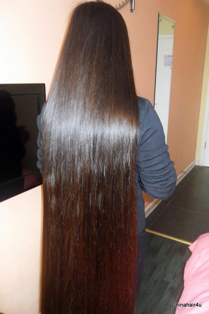 Long hair, hair show, ...