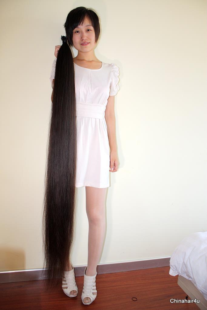 Floor Length Hairstyles