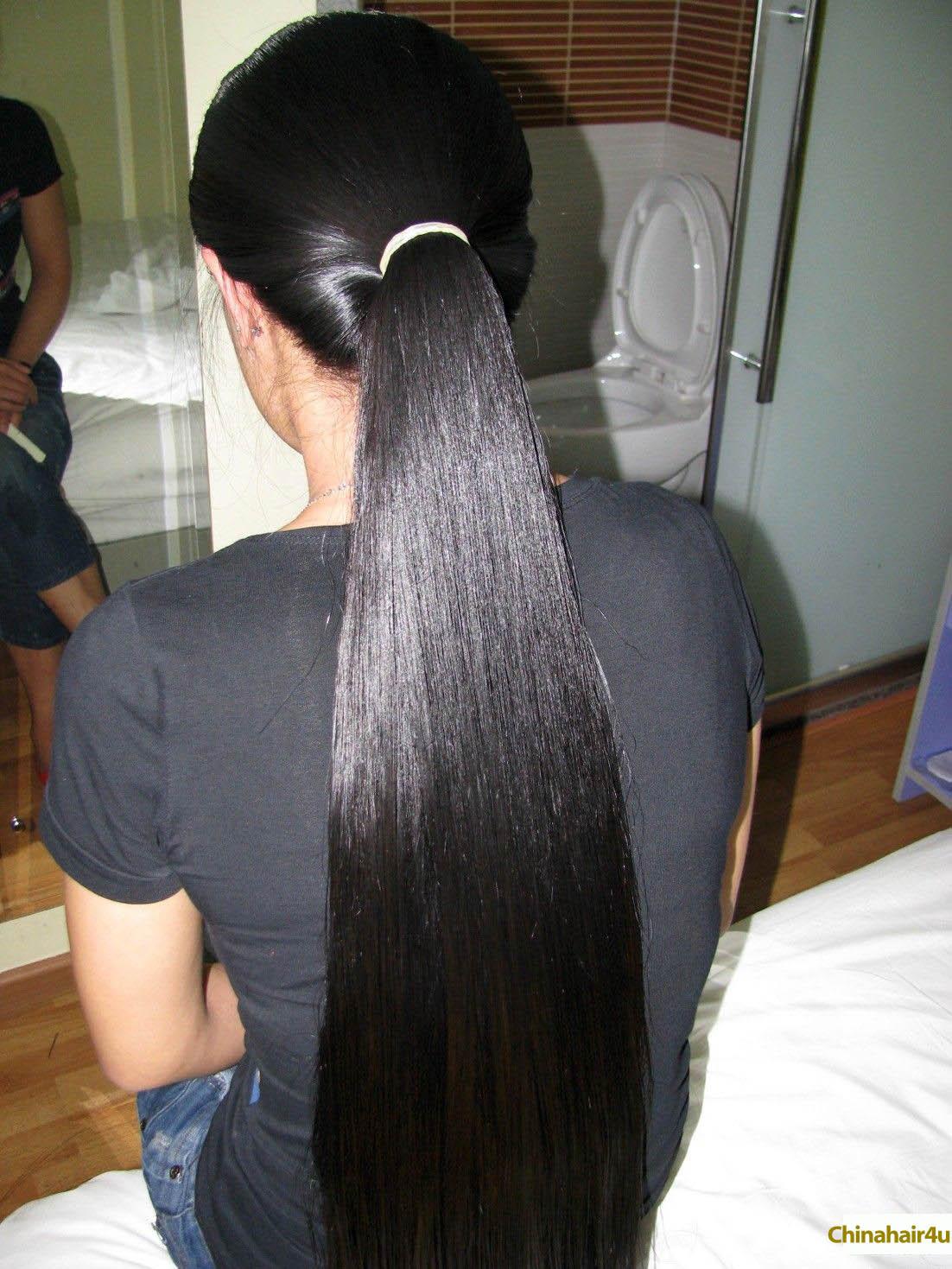 Чтобы волос стал толще