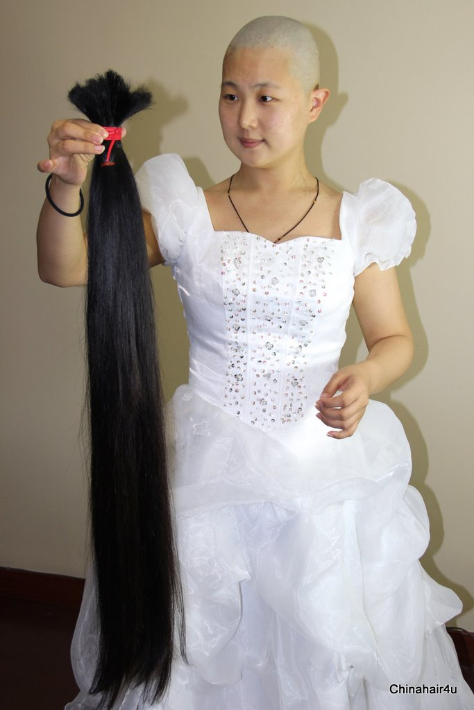 Chinese Haircut For Girl